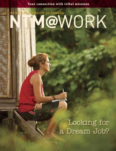 NTM@work - dream job cover