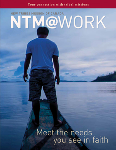 NTM@work March 2015 cover