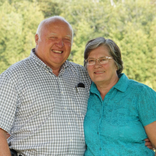 Peter and Linda Enns, Ethnos Canada missionaries