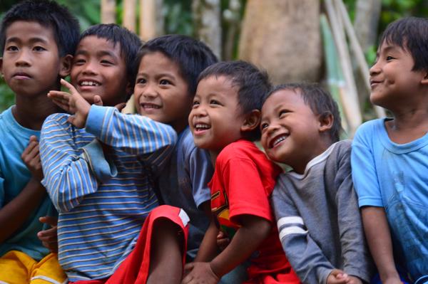 gadang children