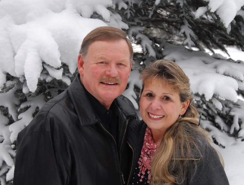 Pete and Leah Humphreys, Ethnos Canada missionaries