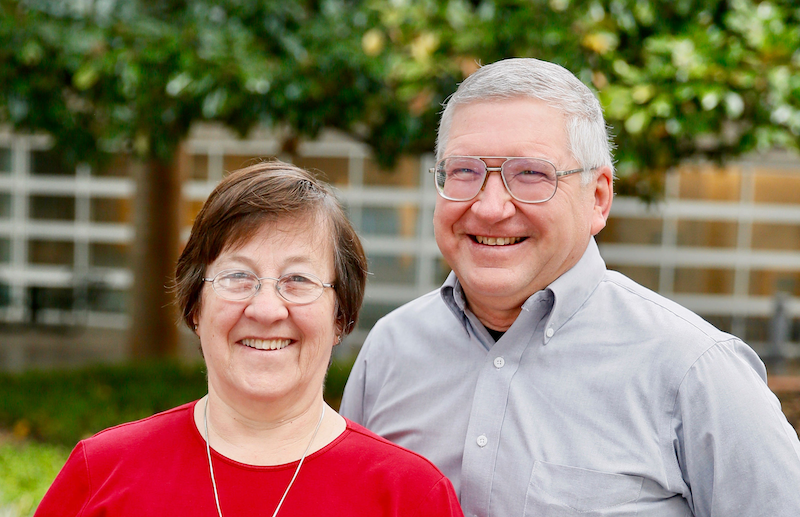 David and Lena Chapman, Ethnos360 missionaries