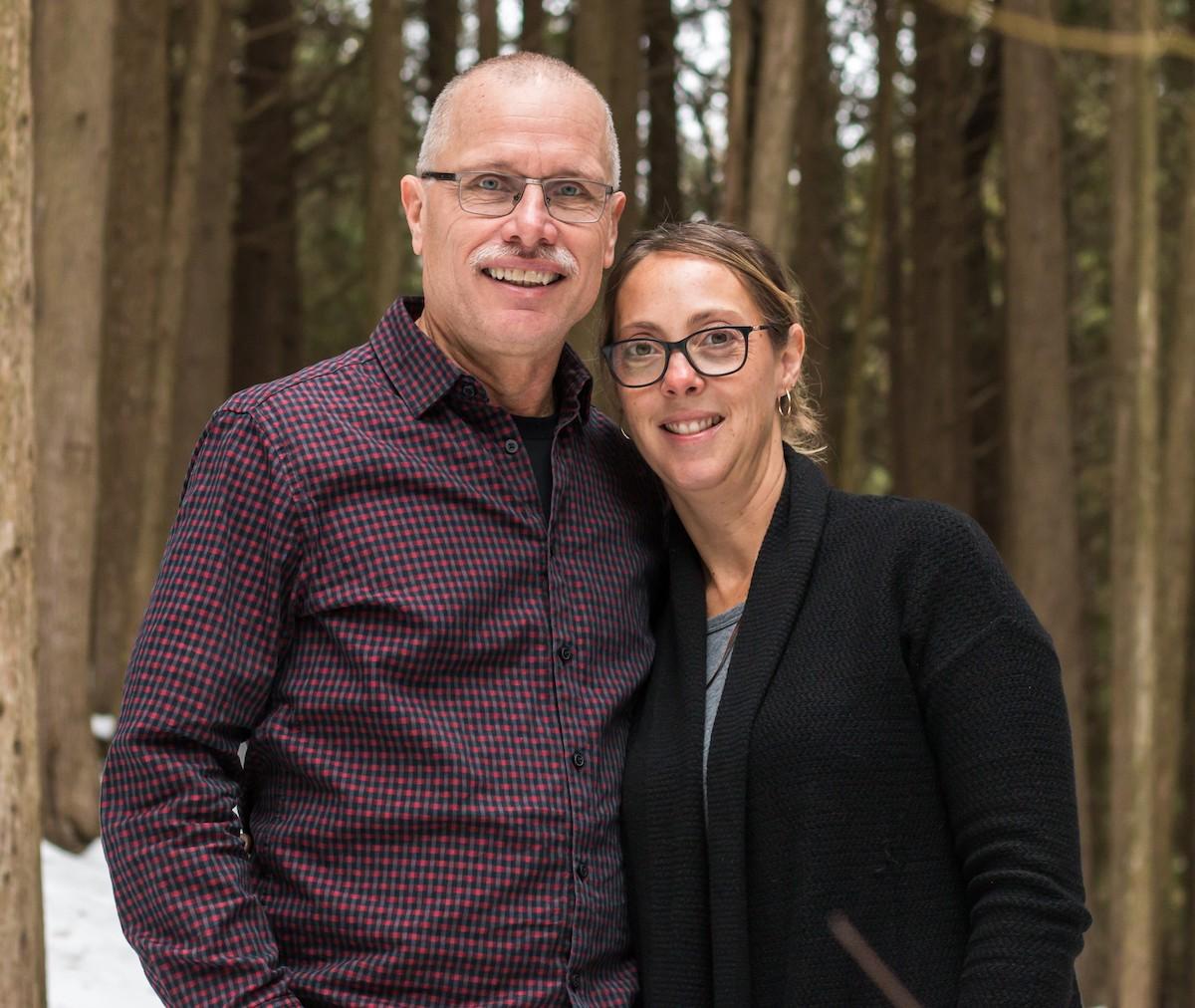 Garry and Cynthia, Ethnos Canada missionaries