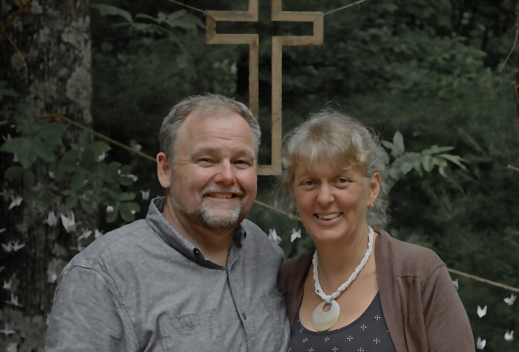 Kevin & Stella Stroud-Lusk