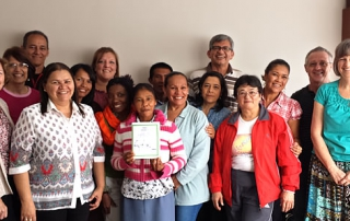 literacy teachers and students