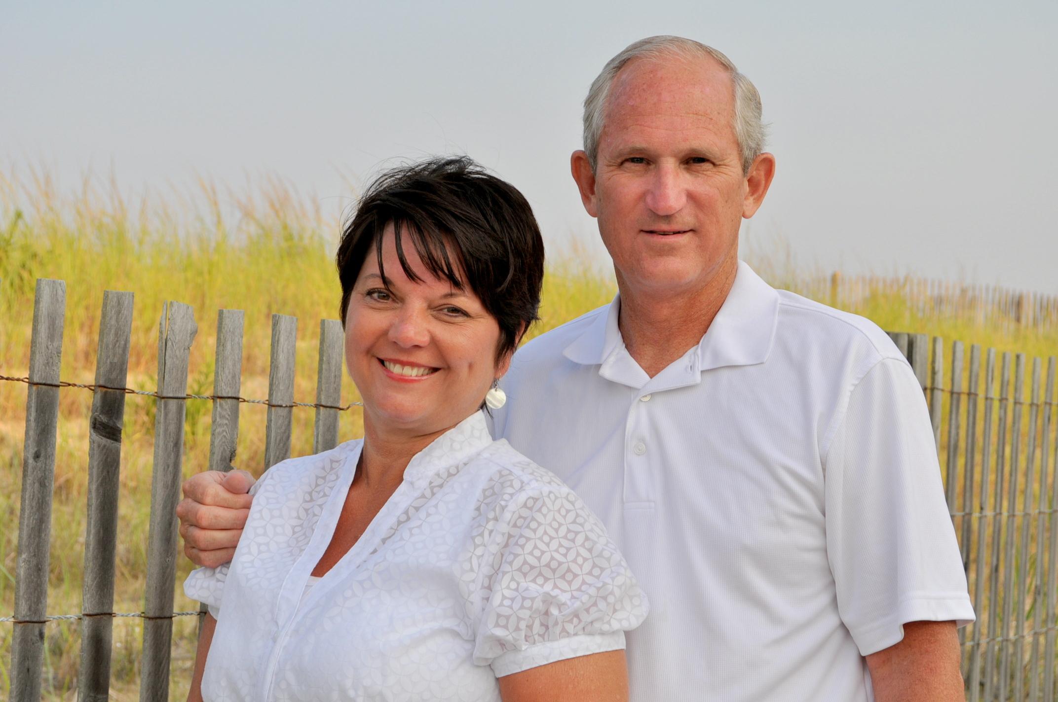 Greg and Dawn Sanford