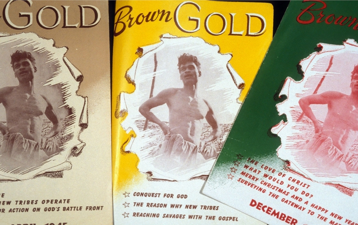 Brown Gold Magazines