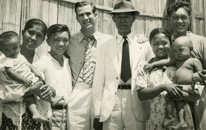 South American Family and missionary