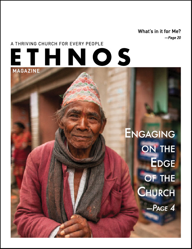 Ethnos Magazine September 2017