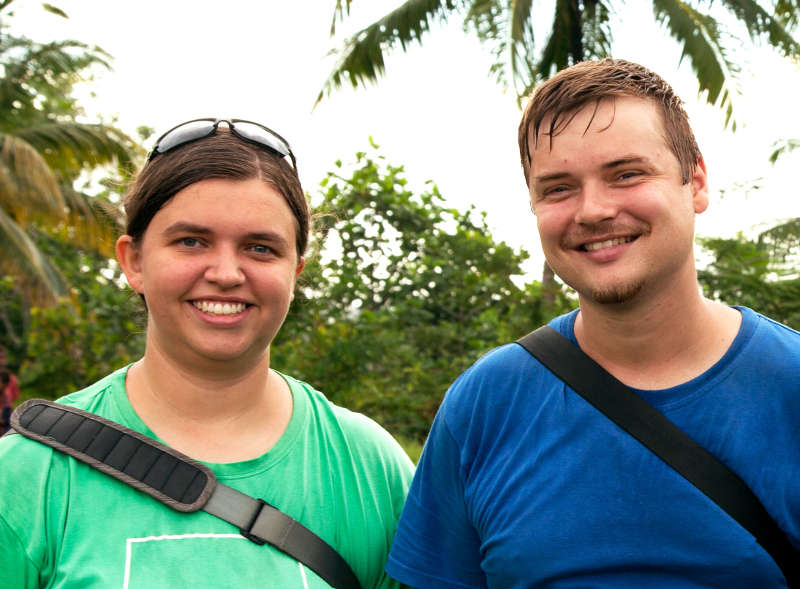 Josiah and Rachel Van Der Decker accepted an invitation from the Mouk church to help reach the Anem people.