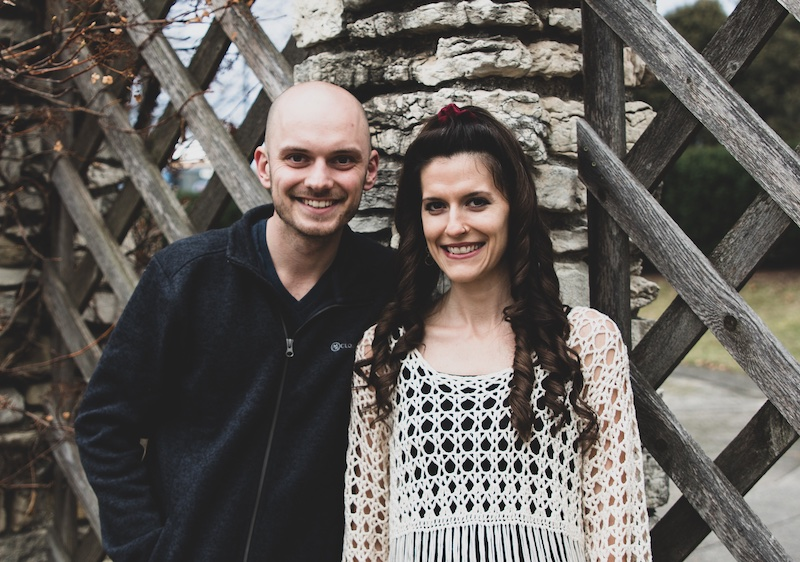 Dan and Ashley McIvor, Ethnos Canada missionaries