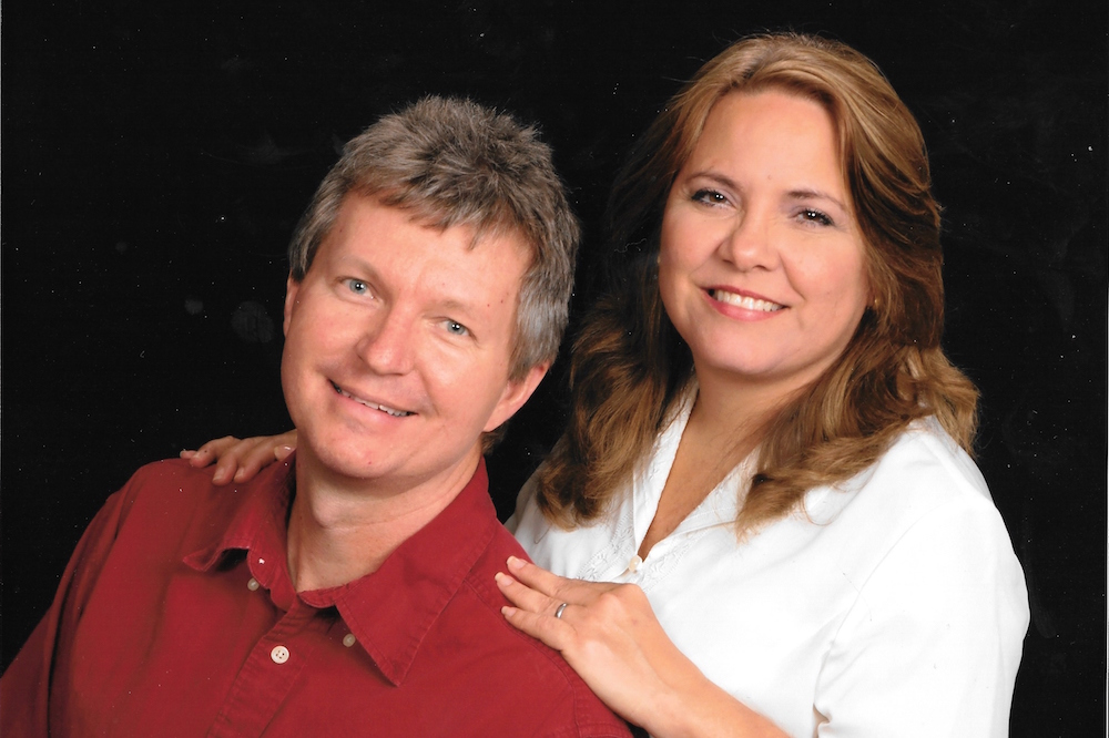 Davey and Marie Jank, Ethnos Canada missionaries to Latin America