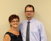 Dave and Theresa Wright, Ethnos Canada missionaries to Papua New Guinea and curriculum developers involved wth making and teaching the Establish course