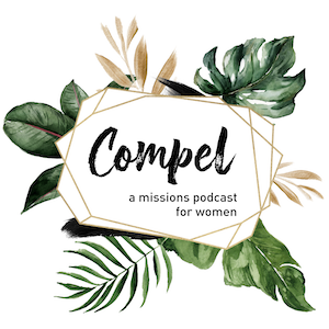 Compel podcast logo