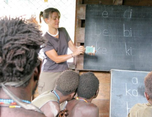 Equipping Missionaries to Teach Literacy