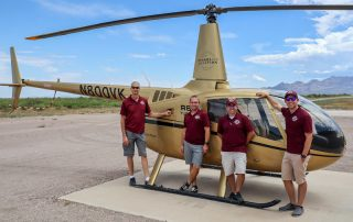 Ethnos360 Aviation helicopter pilots