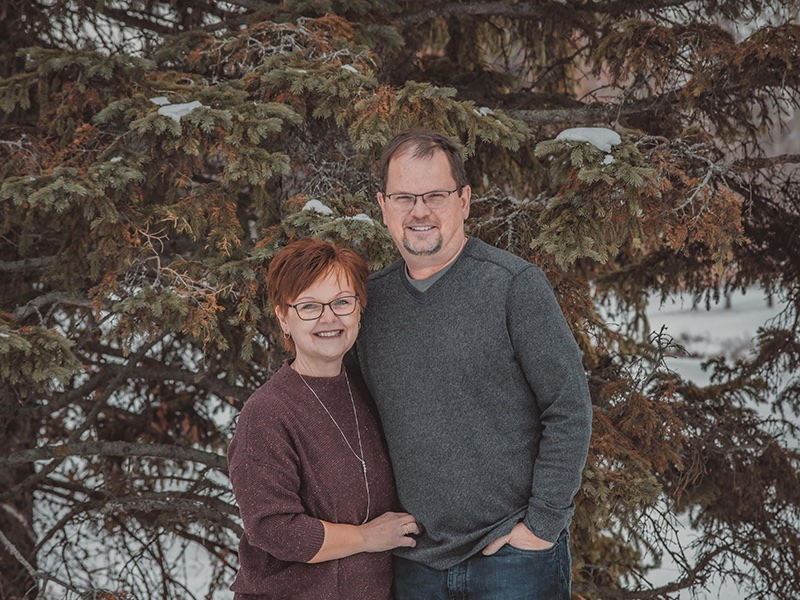 Dave and Judy Wright