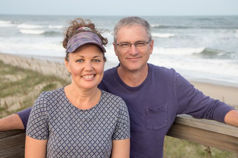 Steve and Sharon Sanford, Ethnos360 missionaries
