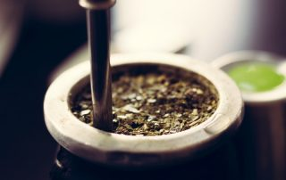 yerba mate photo by Jorge Zapata on unsplash.com