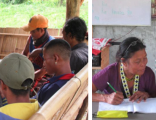 Literacy Classes and Evangelistic Lessons